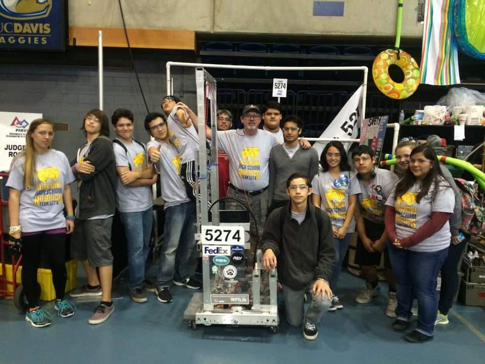 Come Check Out the Robotics Club - Rosemont High School